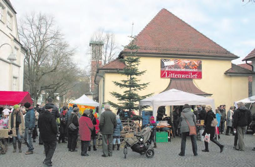 Littenweiler - Weihnachtsmarkt