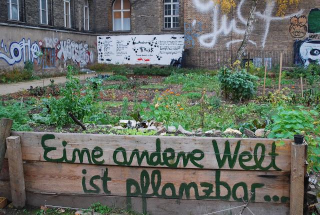 Gemeinschaftsgärten in Berlin